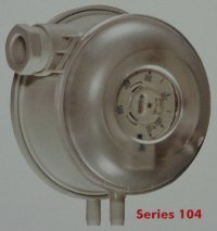 Differential Pressure Switch (Series 104)