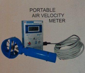 Portable Velocity Meter