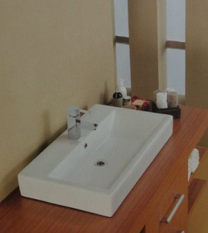 Kubix Table Top Wash Basin