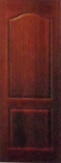 Veneer Moulded Panel Door (2 Panel)