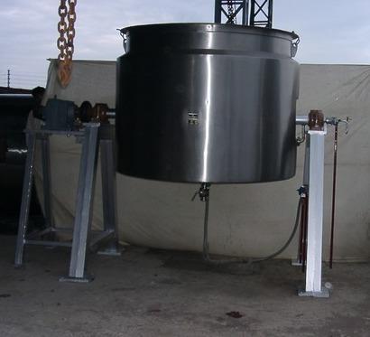 Herb Heating Vessel