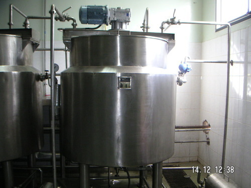 Ss Mixing Vessel
