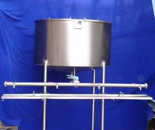 Syrup Filling Tank