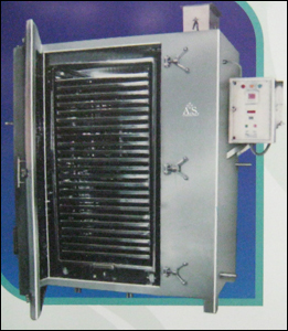 Tray Oven Dryer