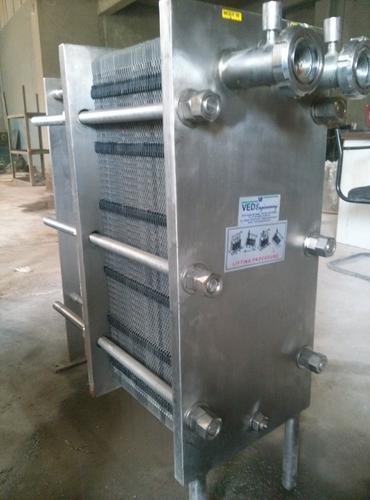 Industrial Plate Heat Exchangers