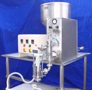 Viscous Product Manual Filling Machine
