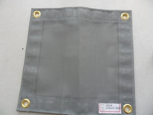 PVC Coated Polyester Scaffold Safety Netting
