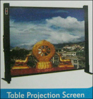 Tabel Projection Screen