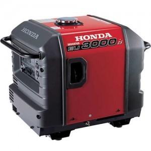 2800 Watt Portable Inverter Generator (Honda EU3000i)