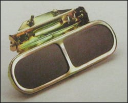 Furnace Observation Glass Fitted On Sunglass