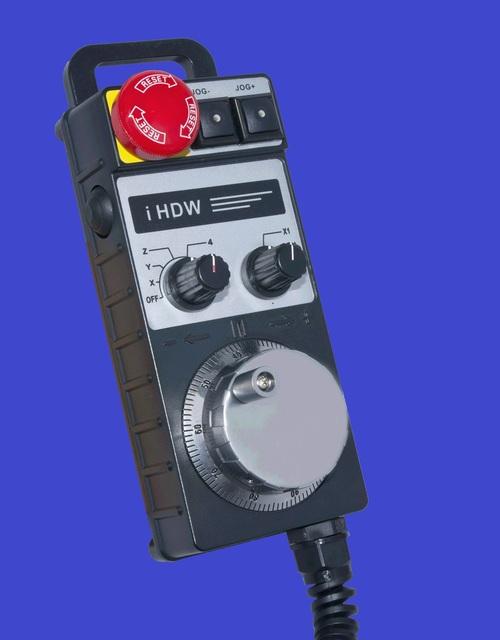 CNC MPG (Manual Pulse Generator, Handheld Pendant)