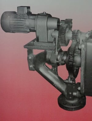 Rotary Soot Blower