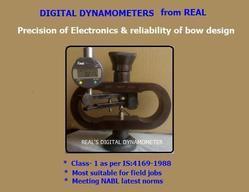 Digital Dynamometers (Bow Type)