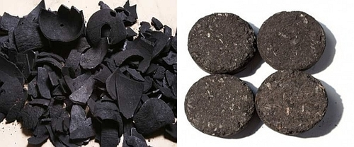 Industrial Charcoal Lumps