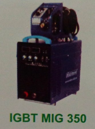 Igbt Mig 350 Welding Machine in  23/.., Mathura Road