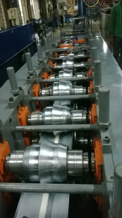 Industrial Roll Forming Machine in  Balanagar