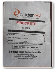 Firecrete Super Castables
