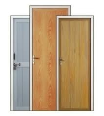 Pvc Crafted Doors