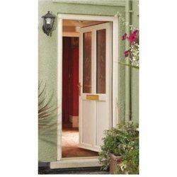 Pvc Glazed Door