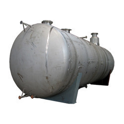 Industrial Chemical Process Tank