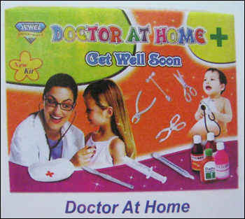 Doctor At Home Toy