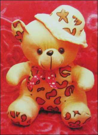 Romeo Bear Toy