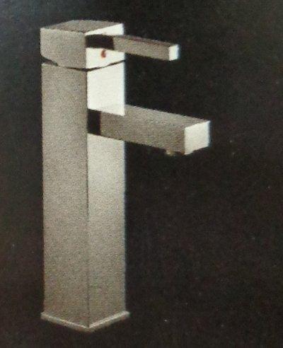 Rubbic Single Lever Basin Mixer