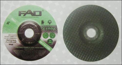 Green Flexible Wheel