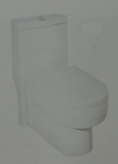 One Piece Water Closet (Cat No- 92052)