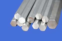 Stainless Steel Hex Rods