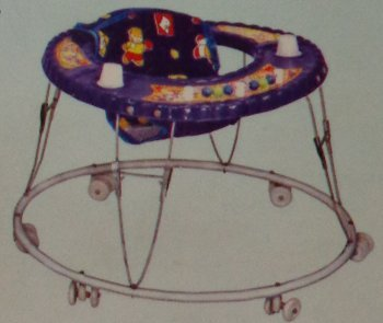 Magic Baby Walker Coating (SJ 706) in  Vishnu Garden