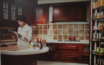 Laminated Kitchen Shutters