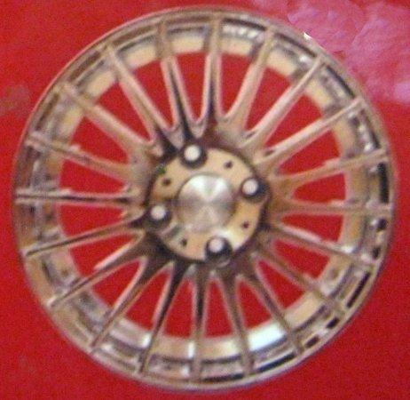 Chrome Alloy Wheels 833