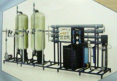 Sand Filter - Mild Steel (2000 Lph)