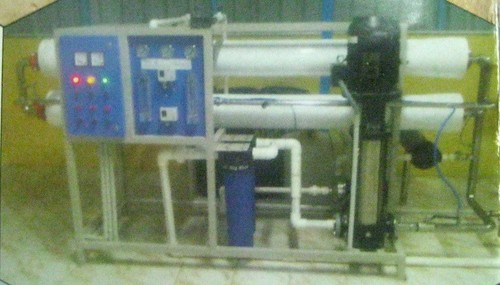 Sand Filter - Mild Steel (4000 Lph) in  Thirumullaivoyal