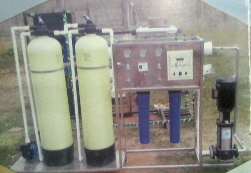 Sand Filter - Stainless Steel (500 Lph)