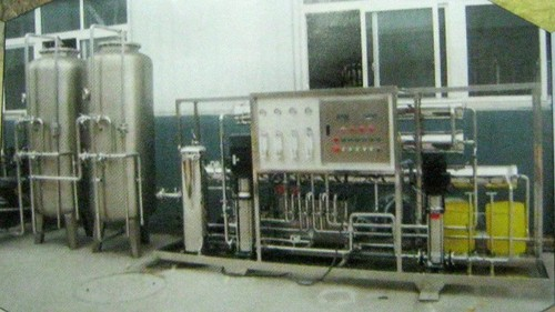 Sand Filter - Stainless Steel (6000 Lps)