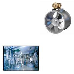 Axial Flow Fan For Pharma Industries