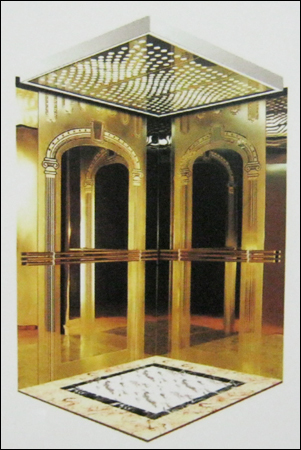 Automatic Passenger Elevators