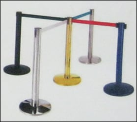 Crowd Stanchions