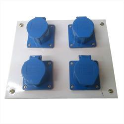 Plug And Socket Enclosure