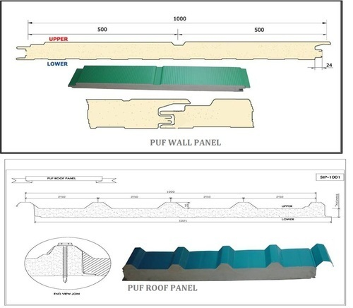 Insulation Puf Wall