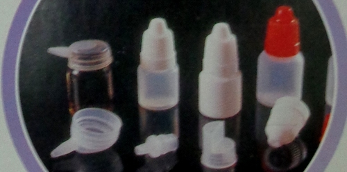 Plastic Dropper Bottle For Eye And Ear Drops