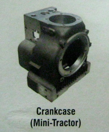 Crankcase (Mini Tractor)