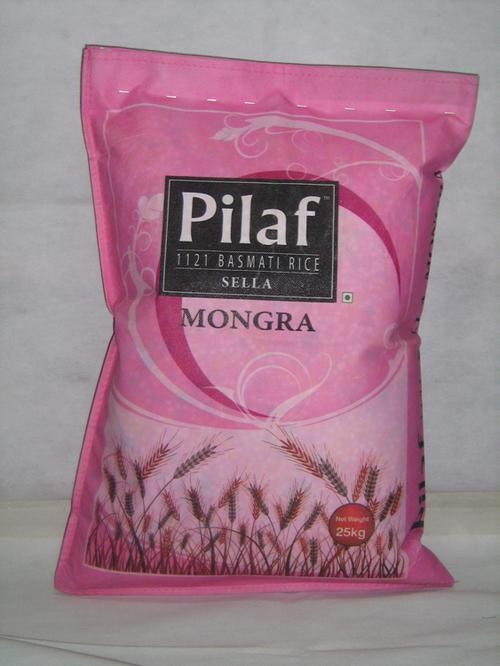 Printed Non Woven Rice Bag
