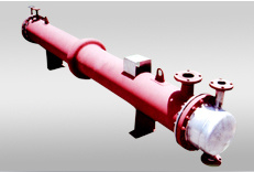 Standard Heat Exchanger With Expansion Bellow