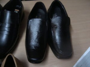 Leather Upper Shoes
