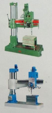 Radial Drilling Machines in  Ambattur