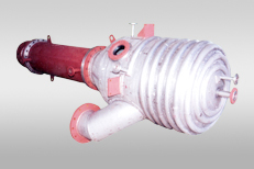 Vent Condenser With Limpid Coil