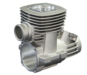 Aluminum Die Casting Engine Body